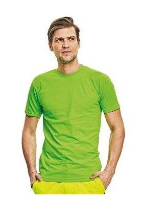 TEESTA T-Shirt Flourescent - -Shirts